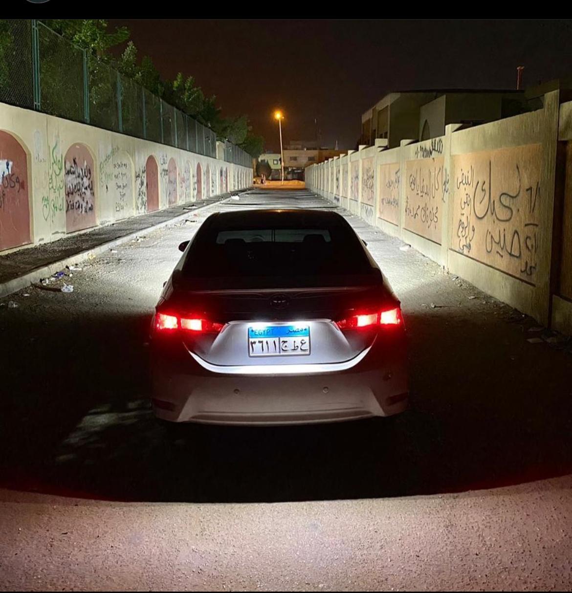 مؤسسه هشام لإناره الليد للسيارات شركه بروماكس تقنيه المانية 0565521979 P_1785o2dxl2