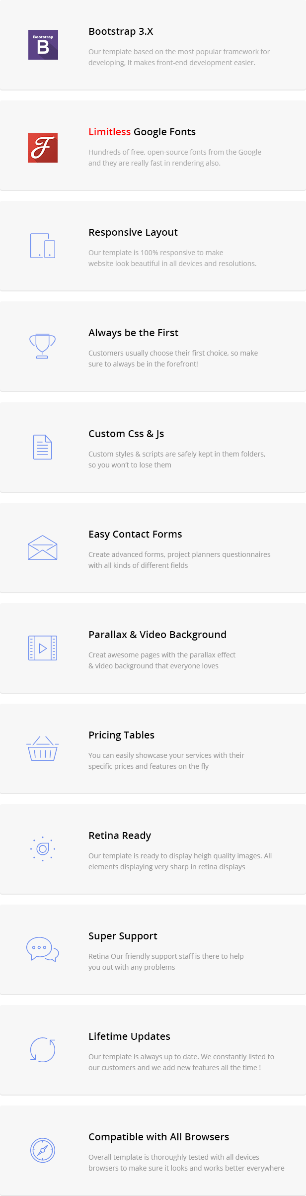 Infinite - Digital Marketing HTML5 Template - 5